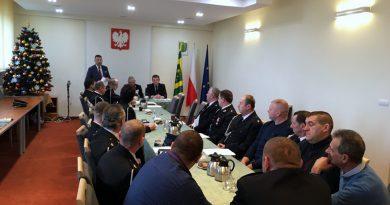 Posiedzenie Zarządu Gminnego ZOSP RP