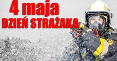 Życzenia dla Strażaków