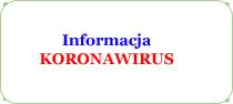 Informacja dotycząca koronawirusa.