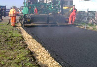 Informacja w sprawie budowy drogi